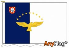 - AZORES ANYFLAG RANGE - VARIOUS SIZES